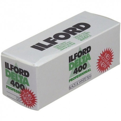 Фото плёнки - Ilford Photo Ilford Film 400 Delta 120 - купить сегодня в магазине и с доставкой