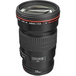 Lenses and Accessories - Canon EF 200mm f/2.8L II USM