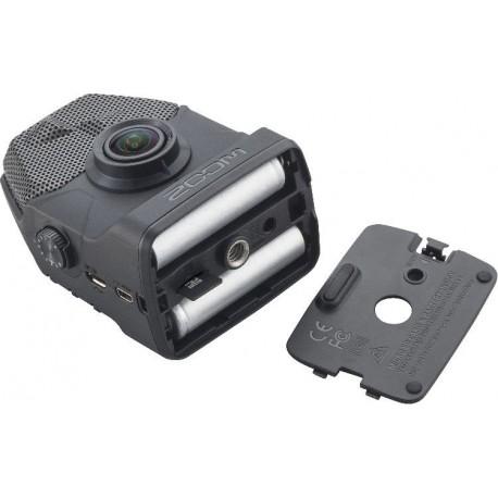 Video aprīkojums - Zoom Q2N Handy Video Recorder