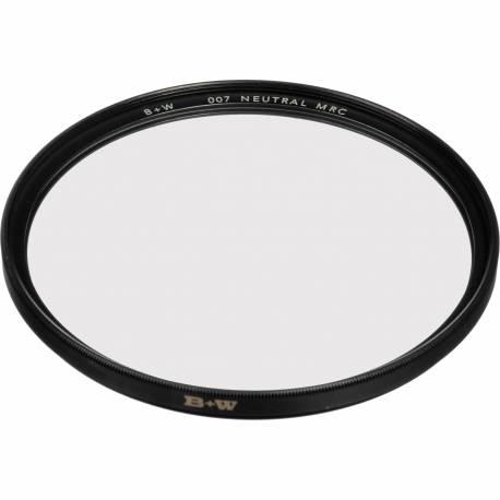 Caurspīdīgie filtri - B+W Clear filter 007 49mm MRC - ātri pasūtīt no ražotāja
