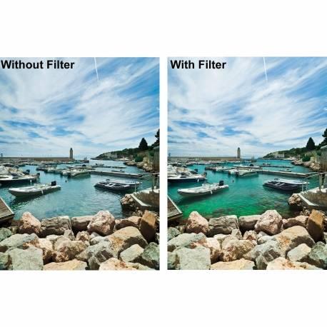 Objektīvu filtri CPL - B+W Polarizer Circular 46mm - ātri pasūtīt no ražotāja