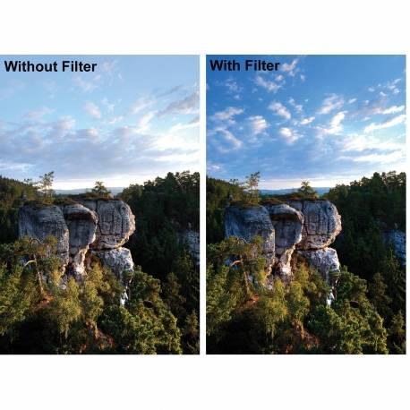 Поляризационные фильтры - B+W Filter F-Pro S03 Polarizing filter -circular- E 46 - быстрый заказ от производителя