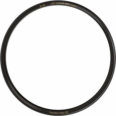 Защитные фильтры - B+W Filter XS-Pro Digital 007 Clear filter MRC Nano 52 - быстрый заказ от производителя