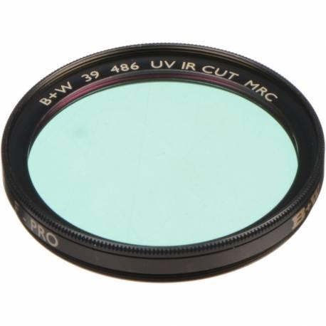 UV Filters - B+W Filter F-Pro 486 UV/IR cut filter MRC 39 - quick order from manufacturer