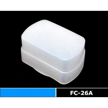 Discontinued - Flash Diffuser FC-26A CANON 580EX II, 580EX, YN-560II, YN-560III, YN-565