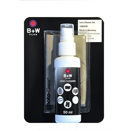Cleaning Products - B+W Filter Lens Cleaning Set, two-part - buy today in store and with delivery