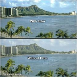 Objektīvu filtri - B+W Filter UV 415 Strong Absorbing Filter 58mm - ātri pasūtīt no ražotāja