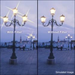 Cross Screen Star - B+W Filter F-Pro 684 Star effect filter 4x 72 - quick order from manufacturer
