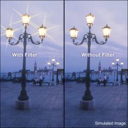 Zvaigžņu filtri - B+W Cross Screen Filter 6x 72mm - ātri pasūtīt no ražotāja