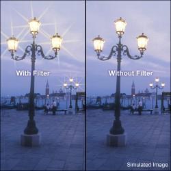 Zvaigžņu filtri - B+W Cross Screen Filter 8x 58mm - ātri pasūtīt no ražotāja