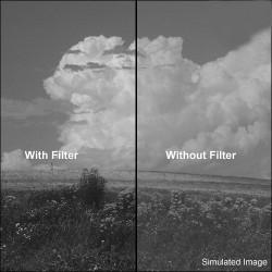 Krāsu filtri - B+W Filter 022 Yellow Filter 55mm - ātri pasūtīt no ražotāja