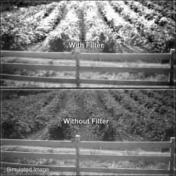 Objektīvu filtri IR - B+W Filter 092 IR (89B) 52mm - ātri pasūtīt no ražotāja