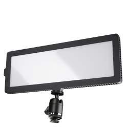 LED uz kameras - Walimex pro Soft LED 200 Flat Bi Color 21243 - ātri pasūtīt no ražotāja
