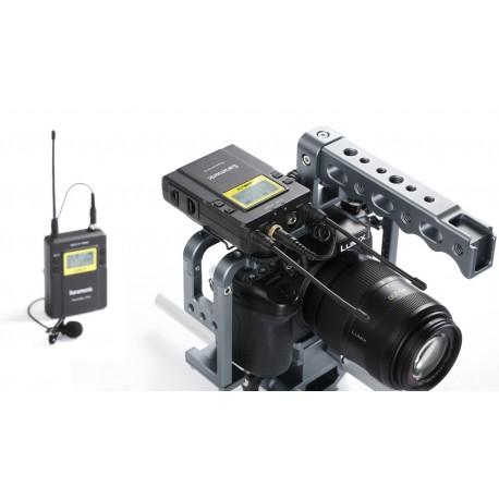 Mikrofoni - SARAMONIC UWMIC9 (TX9+RX9) - ātri pasūtīt no ražotāja