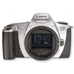 Foto un videotehnika - Canon EOS 300 filmu kamera