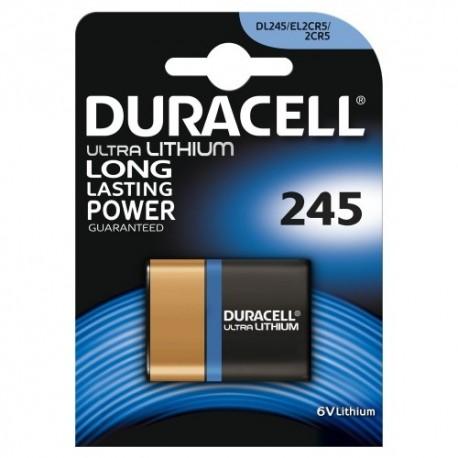 Baterijas, akumulatori un lādētāji - Duracel Ultra Photo 245 2CRS/DL245 - perc šodien veikalā un ar piegādi