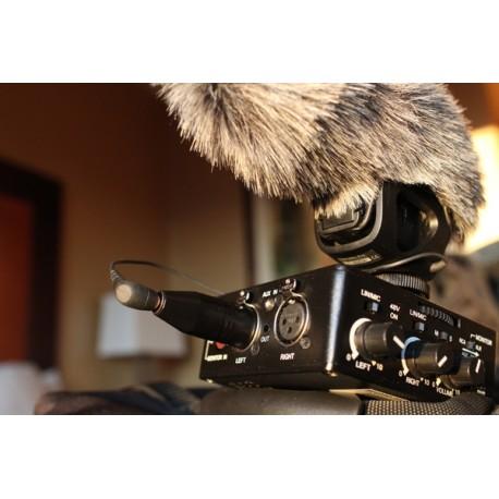 Аксессуары для микрофонов - Rode VXLR Minijack to XLR Adaptor - купить сегодня в магазине и с доставкой
