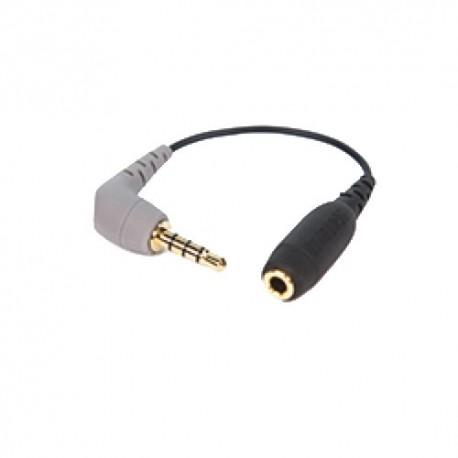 Mikrofoni - Rode SC4 - 3.5mm TRS to TRRS adaptor - perc šodien veikalā un ar piegādi
