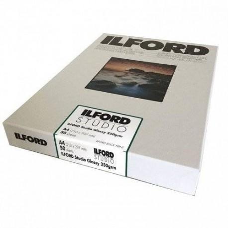Fotopapīrs printeriem - ILFORD STUDIO GLOSSY A3+ 50 SHEET - купить сегодня в магазине и с доставкой