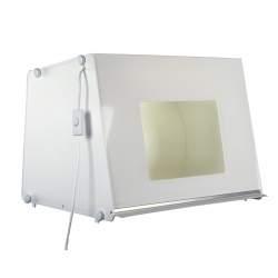 Gaismas kastes - Bresser BR-PH40 priekšmetu foto kaste ar apgaismojumu 40x30x30cm - perc veikalā un ar piegādi