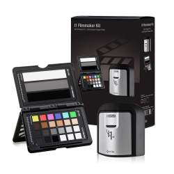 Kalibrācijas iekārtas - X-Rite i1Filmmaker Kit includes i1Display Pro and ColorChecker Passport Video - perc veikalā un ar piegādi