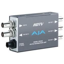 Converter Decoder Encoder - AJA HD5DA - HD/SD-SDI Distribution Amplifier Converter / Decoder / Encoder - ātri pasūtīt no ražotāja