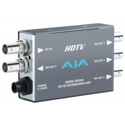 Converter Decoder Encoder - AJA HD5DA - HD/SD-SDI Distribution Amplifier - quick order from manufacturer