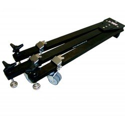Video cranes - ABC foldable tripod roller - quick order from manufacturer