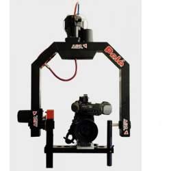 Video krāni - ABC Remote Head Pelé XL35 Camera Cranes - ātri pasūtīt no ražotāja