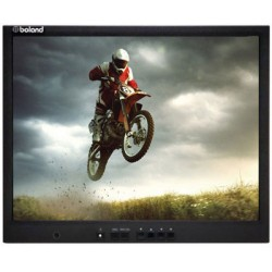 PC Monitori - Boland TP12DB LED Broadcast Monitor 12 inch Monitors - ātri pasūtīt no ražotāja