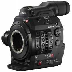 Videokameras - Canon EOS C300 Mark II EF S35 4K Cinema Camera Body Cameras - ātri pasūtīt no ražotāja