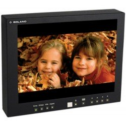 External LCD Displays - Boland HD12 LED Broadcast Monitor 12 inch - quick order from manufacturer