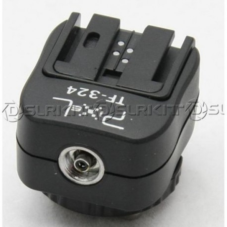 Aksesuāri zibspuldzēm - Pixel karstas peda canon/nikon uz sony TF-324 - ātri pasūtīt no ražotāja