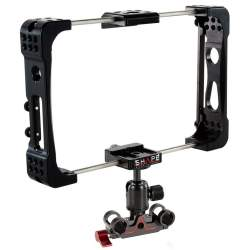 Samyang Shape Cage for Atomos Shogun Inferno & Flame Series w/ 15mm Ballrod (INFROD)
