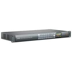Audio Video mikseri - Blackmagic Design ATEM 1 M/E Production Studio 4K (BM-SWATEM1ME4K) Video mixer - ātri pasūtīt no ražotāja