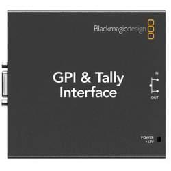 Audio Video mikseri - Blackmagic Design ATEM GPI and Tally Interface (BM-SWTALGPI8) Video mixer - ātri pasūtīt no ražotāja