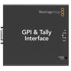 Video mixer - Blackmagic Design ATEM GPI and Tally Interface (BM-SWTALGPI8) - quick order from manufacturer