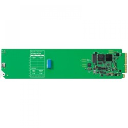 Videokameru aksesuāri - Blackmagic Design Blackmagic OpenGear Converter Analog - SDI (BM-CONVOPENGAAS) Converter / Decoder / Encoder - ātri pasūtīt no ražotāja