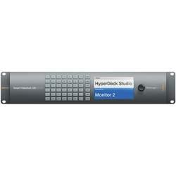 Videokameru aksesuāri - Blackmagic Design Blackmagic Smart Videohub 12G 40x40 (BM-VHUBSMARTE12G4040) Video mixer - ātri pasūtīt no ražotāja
