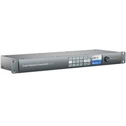 Videokameru aksesuāri - Blackmagic Design Blackmagic Smart Videohub CleanSwitch 12x12 (BM-VHUBSMTCS6G1212) Video mixer - ātri pasūtīt no ražotāja