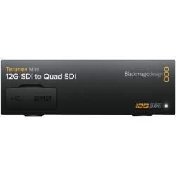 Videokameru aksesuāri - Blackmagic Design Blackmagic Teranex Mini 12G-SDI - Quad SDI (BM-CONVNTRM-DB-SDIQD) Converter / Decoder / Encoder - ātri pasūtīt no ražotāja
