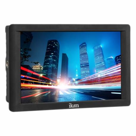 """LCD monitori filmēšanai - Ikan DH7 7"""" 4K Signal Support 1920 x 1200 FullHD HDMI On-Camera Field Monitor - perc šodien veikalā un ar piegādi"""