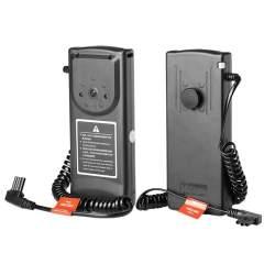 Akumulatori zibspuldzēm - Godox CP80-N Nikon bateriju bloks kameras zibspuldzēm 8xAA - perc veikalā un ar piegādi