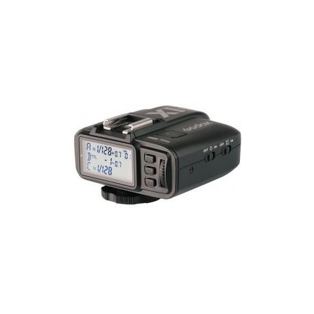 Radio palaidēji - Quadralite Navigator X S transmitter Sony godox - perc šodien veikalā un ar piegādi