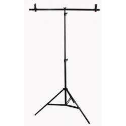 Fonu turētāji - Jinbei 90x200cm PVC fona turētājs ar statīvu - perc veikalā un ar piegādi