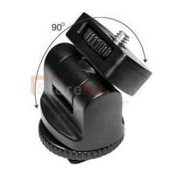 Statīvu aksesuāri - Leņķa adapteris Angle Ajustable DZ-01 - perc veikalā un ar piegādi
