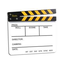 Jaunums - Ikan Production Slate PS01 movie clapper - ātri pasūtīt no ražotāja