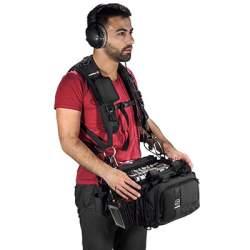 Studijas aprīkojuma somas - Sachtler Audio Accessories Heavy Duty Harness (SN605) - ātri pasūtīt no ražotāja
