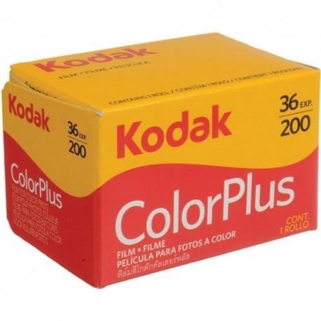 Photo films - Kodak film ColorPlus 200/36 - quick order from manufacturer