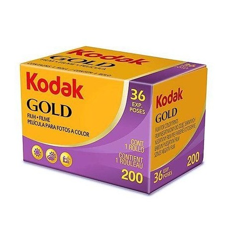 Фото плёнки - KODAK GOLD GB 200/36 foto filmiņa - купить сегодня в магазине и с доставкой